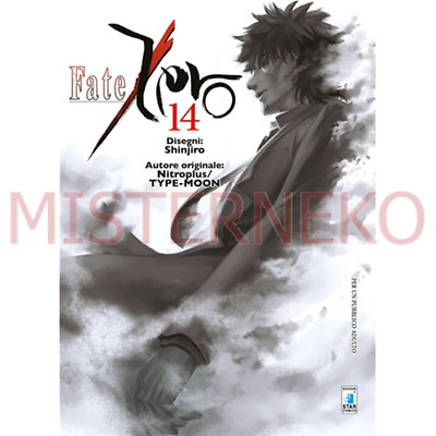 Manga - Fate Stay Night Zero 14 - Star Comics