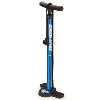 Park Tool PFP-8 Home Mechanic Floor Pump for Presta, Schrader, Dunlop