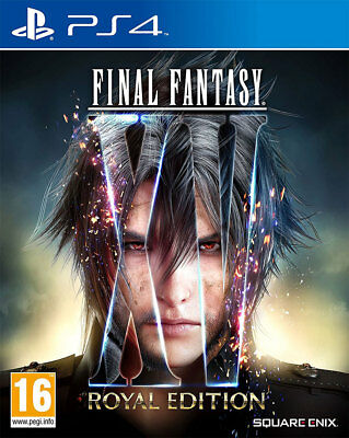 Final Fantasy XV - Royal Edition (PS4)  NEW AND SEALED - QUICK DISPATCH - IMPORT