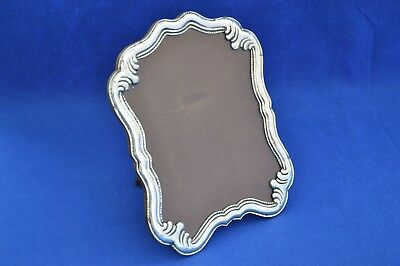 Vintage Large Solid Silver Photo Frame - Photograph Picture - Vintage  - 800