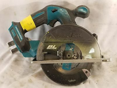"Makita  XSC02 18V LXT Li-Ion Brushless Cordless 5-7/8"" Metal Cutting Saw ( 87686"
