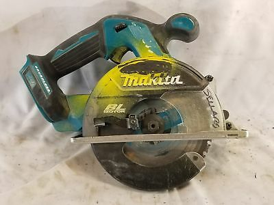 "Makita  XSC02 18V LXT Li-Ion Brushless Cordless 5-7/8"" Metal Cutting Saw ( 87685"