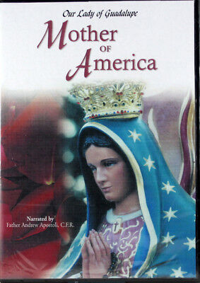 Our Lady Of Guadalupe: Mother Of America NEW DVD Christian Documentary