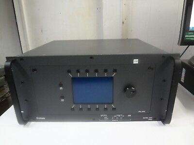 Extron  FPC-1000  Matrix 3200  Video Router