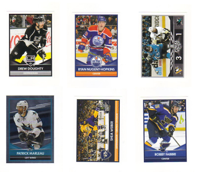 2016-17 Panini Hockey Stickers - Base Cards - Pick From Sticker Card #'s 251-503