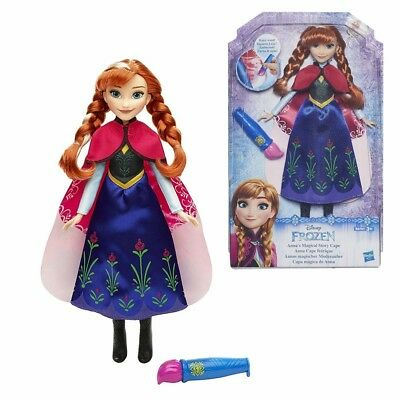 Anna Doll | Disney Frozen | Hasbro B6701 | Magical Story Cape