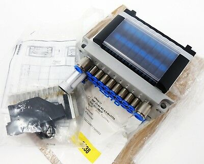 Festo CPV10-VI 10P-10-8A-MP-N-Y-8J+PTYA 18200 Ventilinsel -unused-