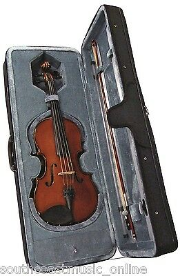 """NEW STENTOR STUDENT 2 S5516 16"""" INCH VIOLA VIOLIN OUTFIT CASE BOW full set up"""