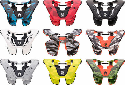 Atlas Air Neck Brace - Motocross Dirtbike Offroad Adult