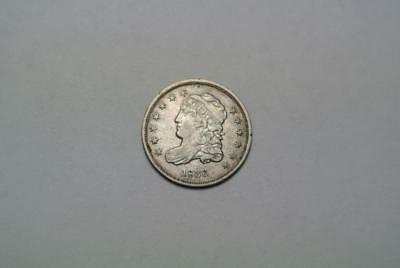 1836 Capped Bust Half Dime, XF Condition - C5017