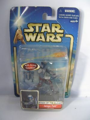 "STAR WARS: Figur ""Jango Fett (Final Battle)""!"