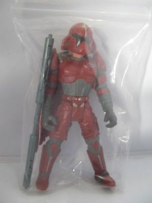 STAR WARS: Figur Luke als imperial Guard, komplett!