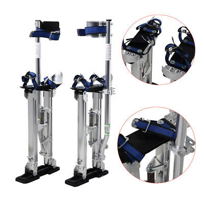 """Pentagon Tool Professional 24"""" to 40"""" Silver Drywall Stilts Highest Quality NEW"""