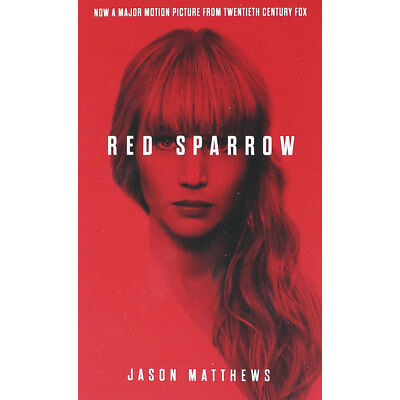 Red Sparrow - Film Tie In by Jason Matthews (Paperback), Fiction Books, New