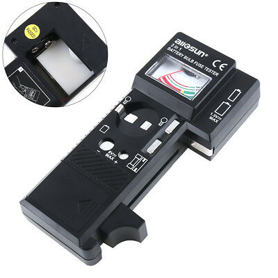 BT6 Mini Protable Digital Battery Charge Tester for Light Bulb Fuse Battery