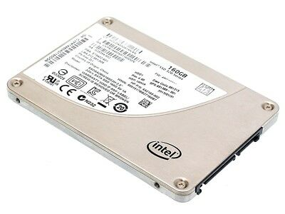 Intel 320 Series 160GB SSD SATA 2,5""