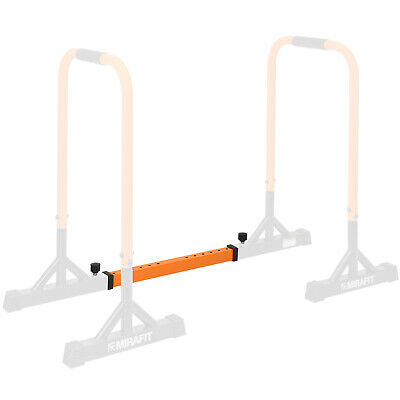 Mirafit Adjustable Extension for Dip Bars Pull/Push Calisthenics Parallettes Gym