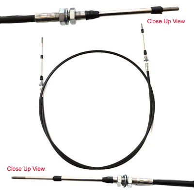 Glendinning Boat 33C Universal Throttle Shift Cable A5983-063 |  8 Foot