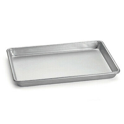 Aluminised Steel Sheet Pan 33 x 23cm - Large Baking Tray for Food Presentation