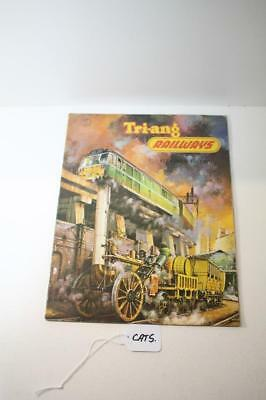 Triang OO 1:76 R.280 1965 11th Edition Catalogue FNQHobbys Cat5