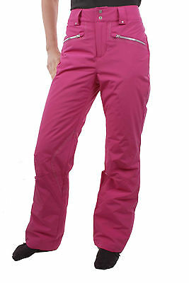 SPYDER LADIES 154503-673 Ski Pants Me Tailored Fit Pant Magenta Pink