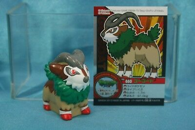 Bandai Pokemon The Series XY Kids Finger Puppets Vinyl Figure Gogoat