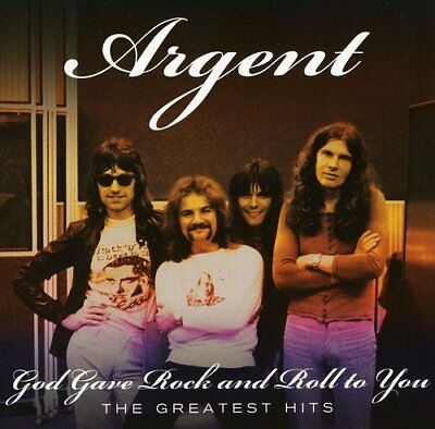 Argent - God Gave Rock 'n' Roll To You ** NEW CD ** Very Best Of, Greatest Hits