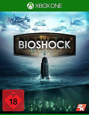 Xbox One Spiel BioShock The complete Collection mit BioShock 1 + 2 + Infinte Neu