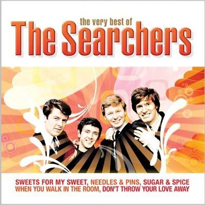 The Searchers - Very Best Of / Greatest Hits Collection - NEW CD - 25 Tracks