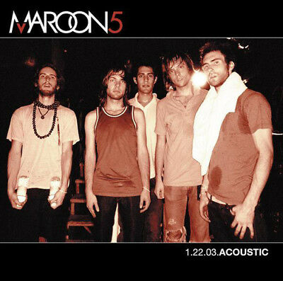 Maroon 5 ‎– 1.22.03.Acoustic CD Octone Records 2004 ‎NEW