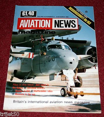 Aviation News 18.21 Me163,AAC Scout,CP-121 Tracker