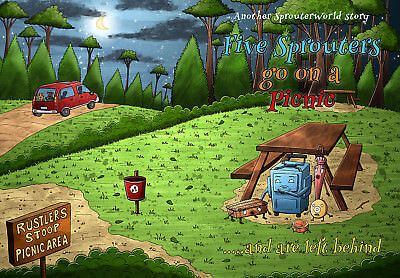 Five Sprouters go on a Picnic .... and are left behind  Really funny story 5-9