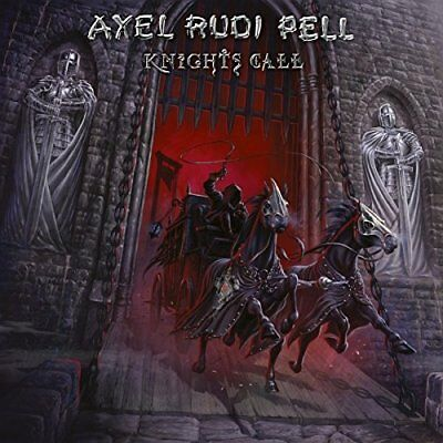 AXEL RUDI PELL Knights Call  CD  NEU & OVP  23.03.2018