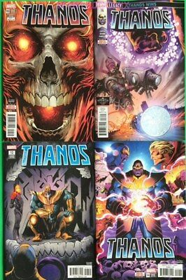 Thanos #13 14 15 16 Cosmic Ghost Rider Variant Comic Lot Set New Donny Cates New