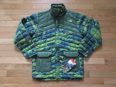 1a50040e9 THE NORTH FACE Boys Insulated ThermoBall Packable Lightweight ...