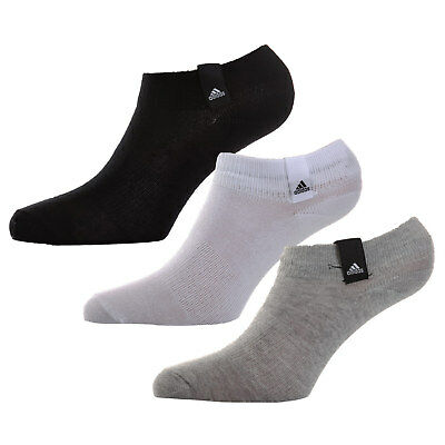 adidas Kids 3 Pack Ankle Socks In White From Get The Label