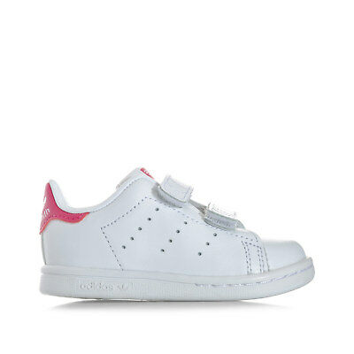 Infant Girls adidas Originals Stan Smith Cf Trainers In White From Get The Label