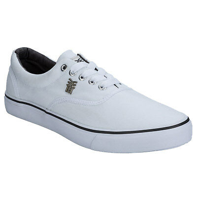 Men's Fenchurch Varial Pumps In White From Get The Label