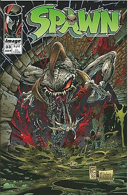 Spawn #33 (Image) Nm-