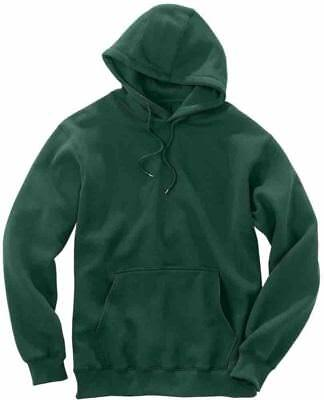 Rivers End 60/40 Pullover Hood - Green - Unisex