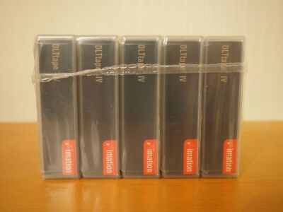 5 x Imation DLT Tape™ IV Data Cartridge 40/80 GB