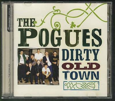 THE POGUES Dirty Old Town 2005 CD BEST OF WARNER PLATINUM FREEPOST WORLDWIDE