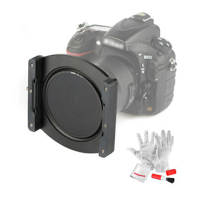 NiSi 100mm System V5-PRO Filter Holder Kit CPL 86mm Adaptor Ring 67mm 72mm 77mm