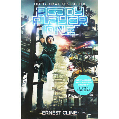 Ready Player One - Film Tie In by Ernest Cline (Paperback), Fiction Books, New