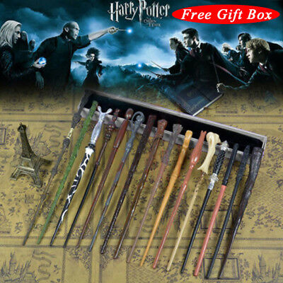 Harry Potter Magic Wands Hermione Voldemort Dumbledore Cosplay Sirius Boxed FR