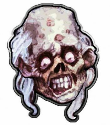 Cannibal Corpse - Enamel Pin Badge - Butcher