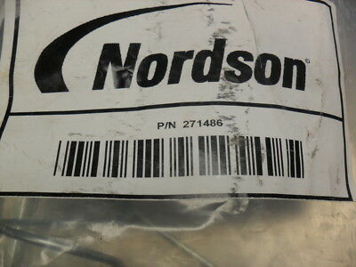 qty 2 - Nordson 271486 Hose Hanger  Sealed Factory bag  NEW