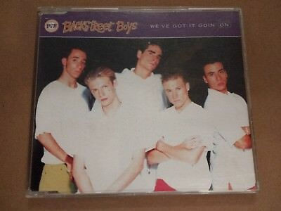 "Backstreet Boys "" We've Got It Goin On "" Cd Single 4 Tracks Excellent 1996"