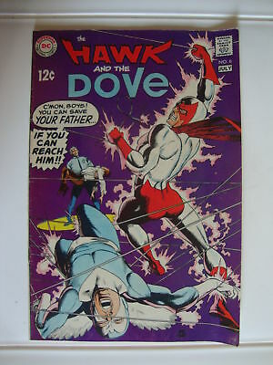 Hawk And The Dove #6 G+ Your Father