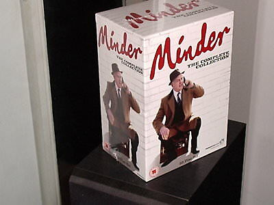 Minder The Complete Collection DVD Box Set